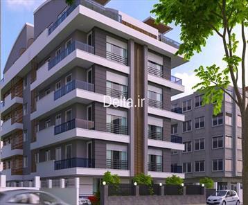فروش آپارتمان در آنتالیا