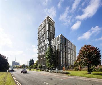فروش آپارتمان در لیورپول